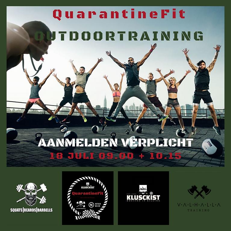 QuarantineFit Outdoortraining (10.15)
