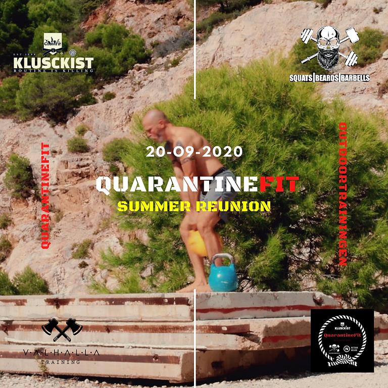 QuarantineFit Summer Reunion (10.45)