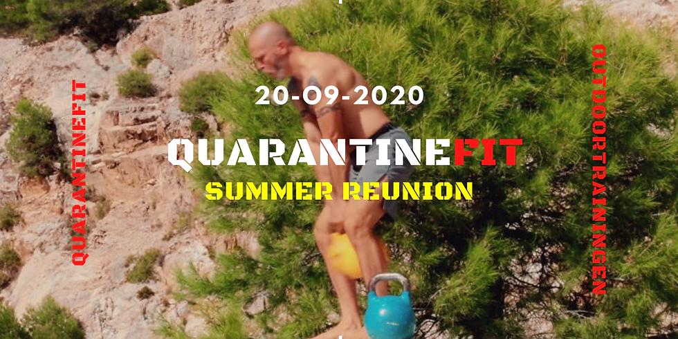 QuarantineFit Summer Reunion 09.30