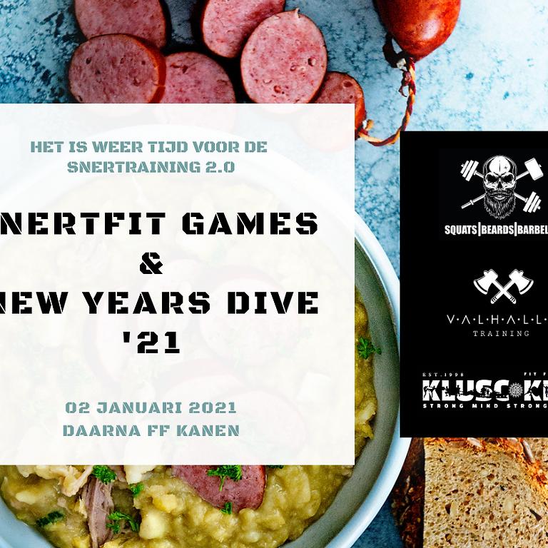 SnertFit Games & NY dive