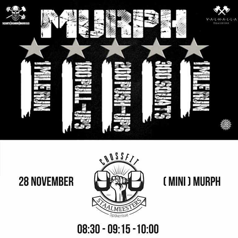Murph (mini and full)