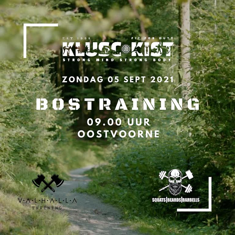 QuarantineFit Outdoor - Bostraining (09.00)