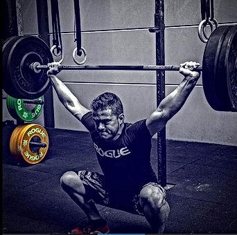Rob Scharff - OHS CrossFit Hoogvliet