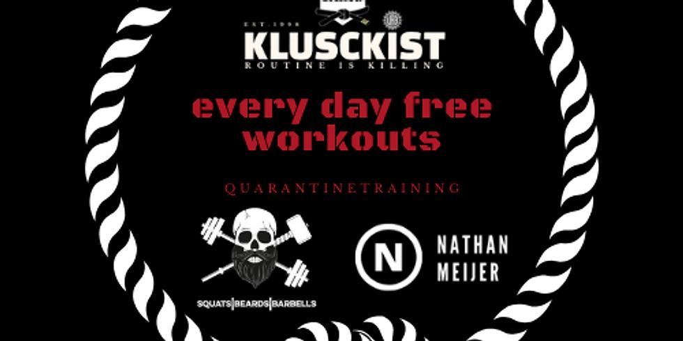 QuarantineFit Outdoortraining 060620