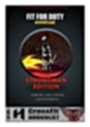 FitForDuty , CrossFit voor brandweer en hulpdiensten