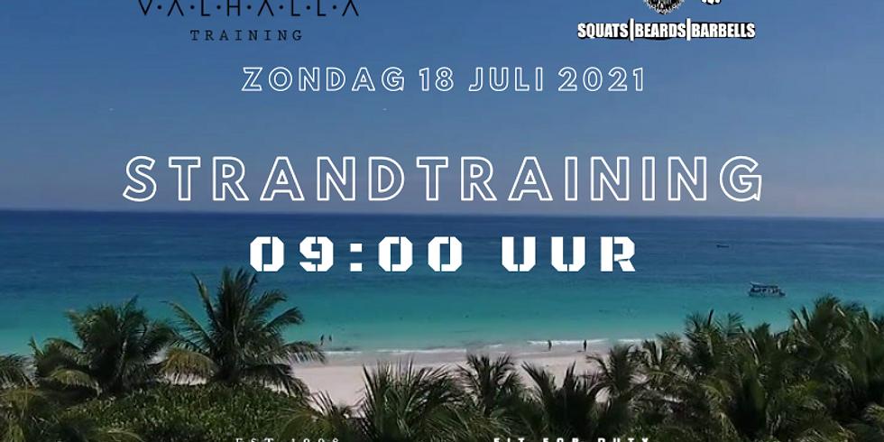 QuarantineFit Outdoor - Strandtraining (09.00)
