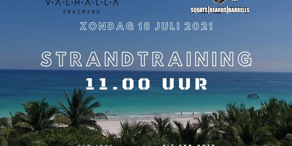 QuarantineFit Outdoor - Strandtraining (11.00)