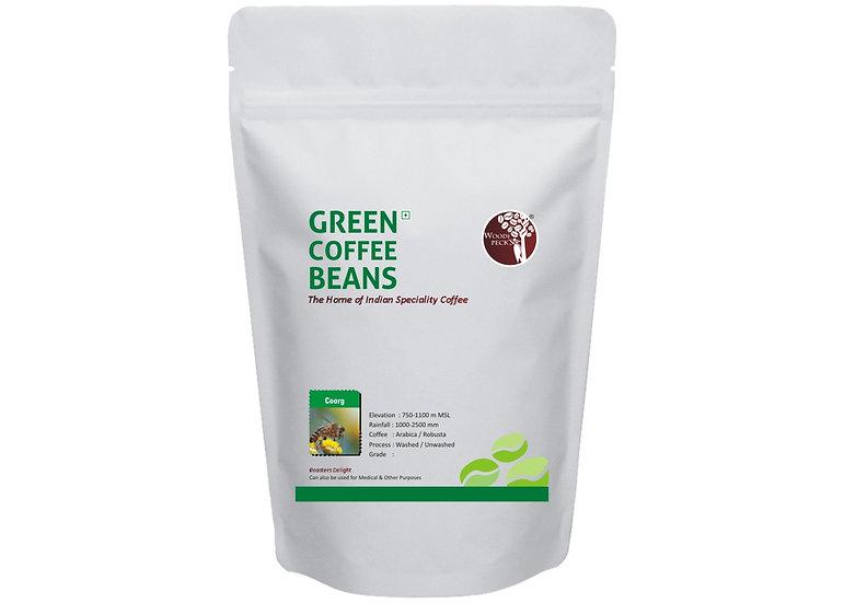 Coorg Green Coffee Beans Single Origin - 200g