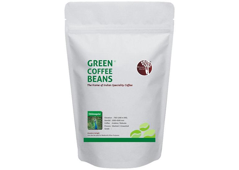 Chikmagalur Green Coffee Beans Single Origin - 200g