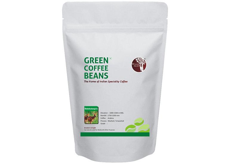 Green Coffee Beans - Bababudangiri single Origin - 200g