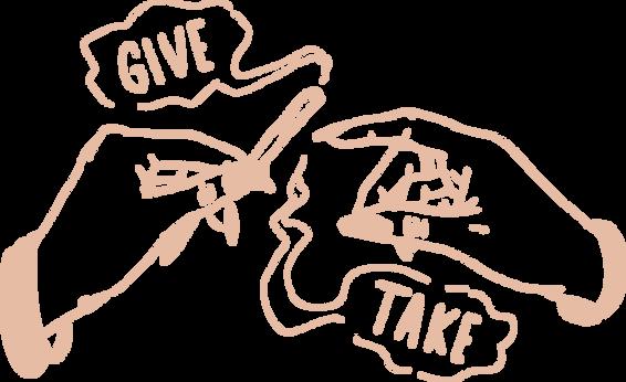 Give/Take