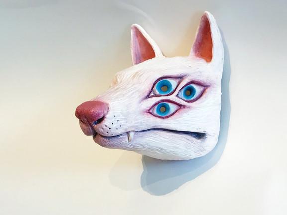 Ookami-Sama Mask