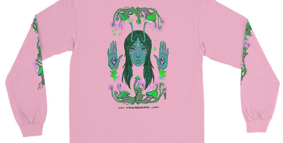 Trippy Hippie Long Sleeve Shirt