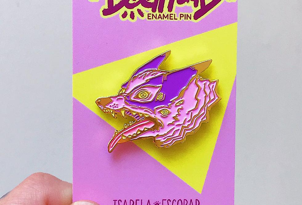 Doghead Pin