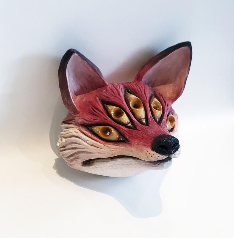 Kistune-Sensei Mask