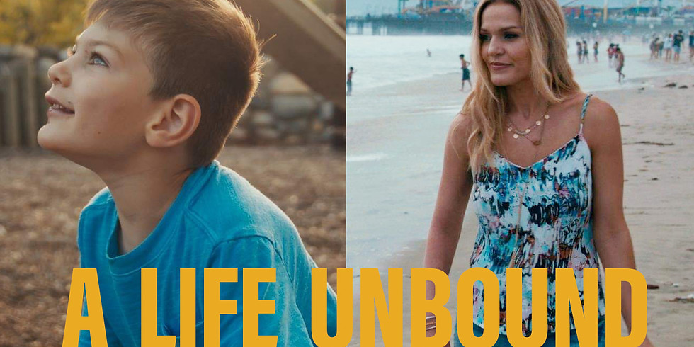 A Life Unbound  (1:30 - 3:00 pm)