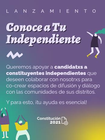 Conoce a Tu Independiente