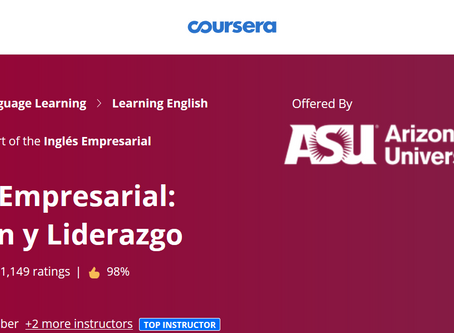 Coursera in Spanish? Sure! Why Not?