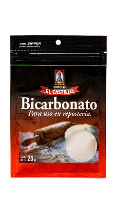 Zipper 25 grs de Bicarbonato