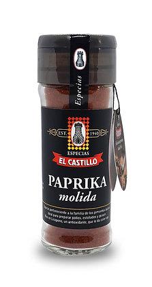 Frasco Linea Black   50 grs Paprika Molida