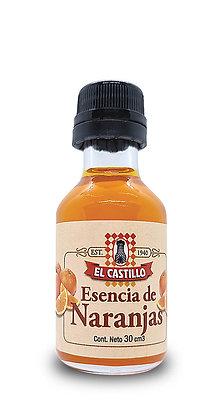 Botella 30cc de Esencia de Naranja