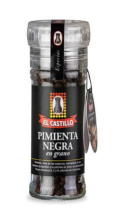 Molinillo Linea Black 45 grs Pimienta Negra en Grano