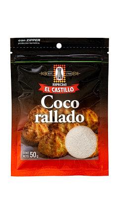 Zipper 50 grs Coco Rallado