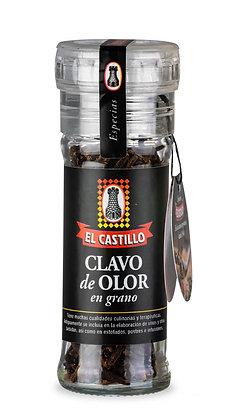 Molinillo Linea Black 25 grs Clavo de Olor en Grano