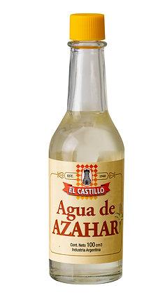 Botella 100cc Agua de Azahar