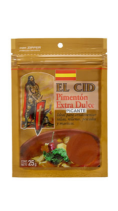 Zipper 25 grs de Pimenton Espanol Picante EL AGUILA