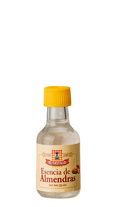 Botella 30 cc de Esencia de Almendras
