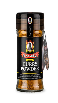 Frasco Linea Black 40 grs Curry Powder