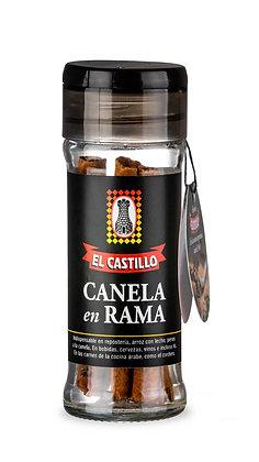 Frasco Linea Black 20 grs Canela en Rama