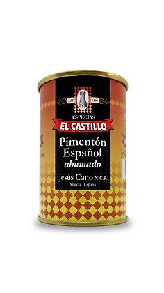 Lata 75 grs de Pimenton Espanol Ahumado EL CASTILLO