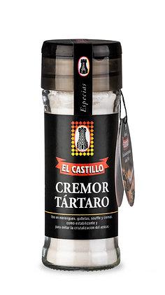 Frasco Linea Black 70 grs Cremor Tartaro