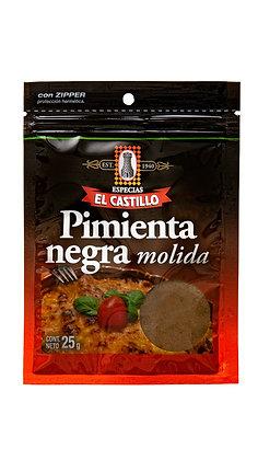 Zipper 25 grs de Pimienta Negra Molida