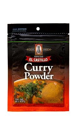 Zipper 25 grs Curry Powder