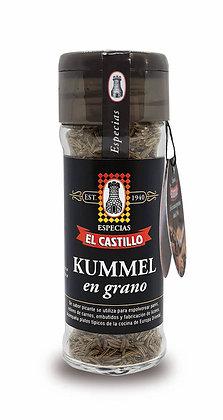 Frasco Linea Black   45 grs Kummel Grano