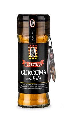 Frasco Linea Black 45 grs Curcuma Molida