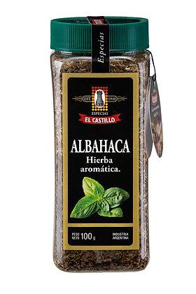 Bote 100 grs de Albahaca