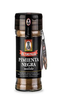 Frasco Linea Black 45grs de Pimienta Negra Molida