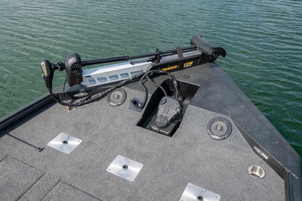 BC bow deck
