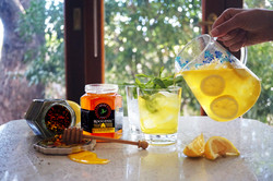 Iced Tea - Lemons