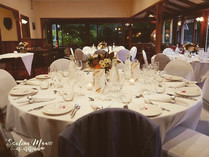 Beautiful set ups for any size of party,