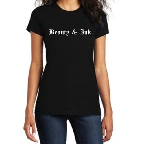 Beauty and Ink Shirt