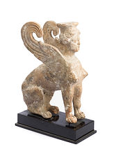 4387_Figure_of_Sphinx_©Freud_Museum_Lon