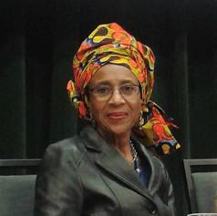 Ingrid Goodman, Guyana