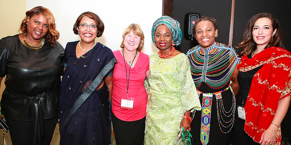 Women Leaders for the World Fellowship: Fall Cohort