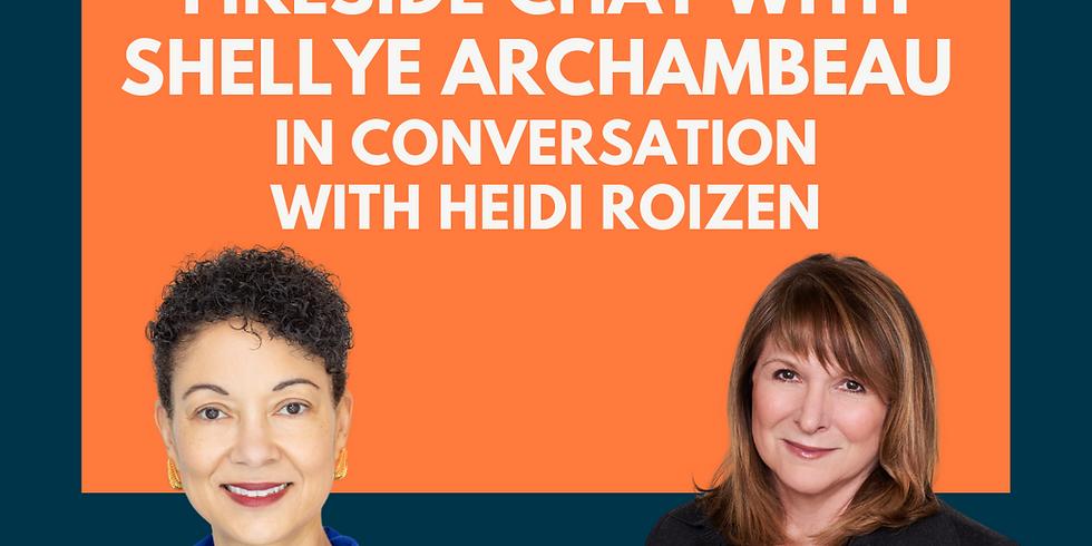 Fireside Chat with Shellye Archambeau