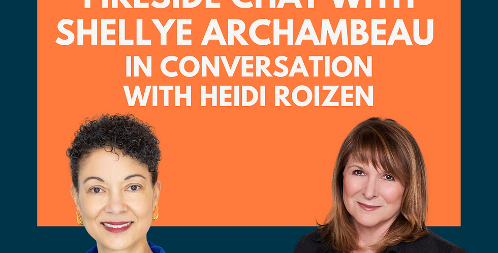 Fireside Chat with Shellye Archambeau